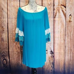 NWT Umgee Off the Shoulder Dress